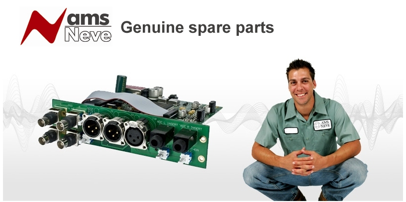 visit the NEW ams neve spares website